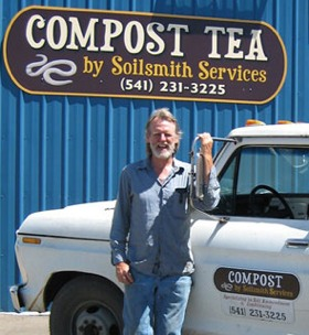 Compost Tea by Soilsmith Services